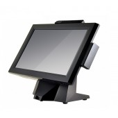 "POS-терминал сенсрный POScenter POS314 (14"", 16:9, 1366x768, Resistive touch, C56L, Intel CedarView D2550, 1.86GH, RAM 2Gb, HDD 500Gb, MSR) без ОС"